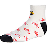 Tour de France Tour de France Socks Bike Print 2016